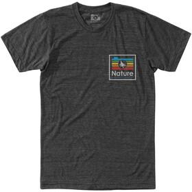 Hippy Tree Chromatic Kortærmet T-shirt Herrer grå